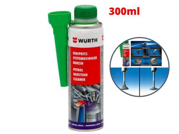 Phụ gia súc béc xăng Wurth Petrol Injection System Cleaner 300ml ,Sản Phẩm Chất Lượng, Gian Hàng Uy Tín, Giá Cả Cực Tốt, Mua Ngay.