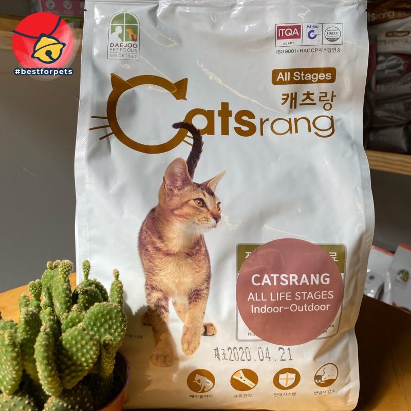 Hạt Catsrang cho mèo mọi lứa tuổi