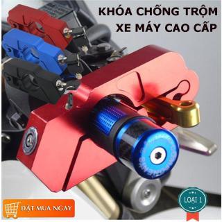 (HÀNG XỊN) Khóa Tay Phanh Và Tay Ga, Tay Côn chống Trộm Cho Xe Máy- GIÁ SIÊU SALE. thumbnail
