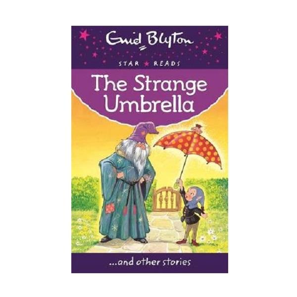 Sách - The Strange Umbrella