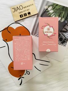 Viên Uống Thơm Cơ Thể và Trẻ Hóa Da Hebora Premium Sakura Damask Rose Hộp 60 viên thumbnail