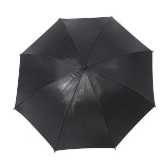 83cm 33in Studio Photo Strobe Flash Light Reflector Black Umbrella thumbnail