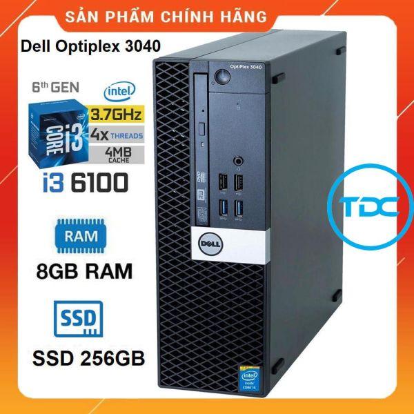Bảng giá Case máy tính Dell Optiplex 3040 SFF core i3 6100 ram 8Gb SSD 256Gb. quà Tặng. Bảo hành 24 tháng. Hàng Nhập Khẩu Phong Vũ