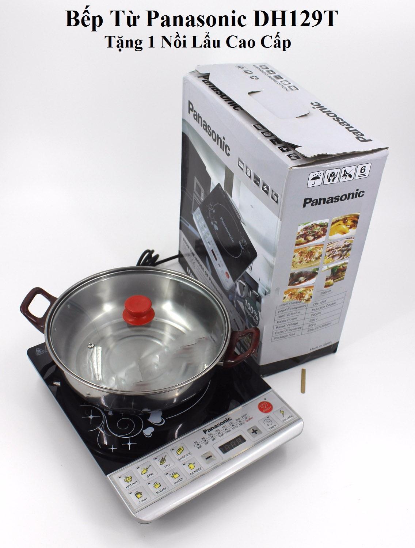 [ Tặng 1 Nồi Inox ] Bếp từ Panasonic DH129T Nhập Khẩu