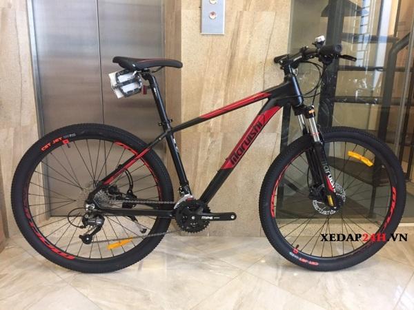 Mua xe đạp địa hình MARUISHI FUJI khung nhôm 27 tốc độ, thương hiệu Nhật