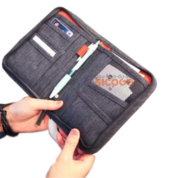 Ví Passport Du Lịch Sicogo Giảm Giá Khủng