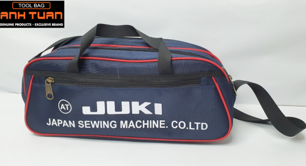 [HCM]Túi đựng đồ nghề - Bảo trì máy may JUKI (6 ngăn)