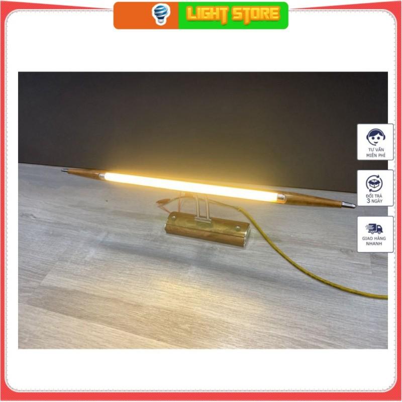 Bảng giá Combo 1 Đèn Soi Tranh STN + 1 Đèn Thả 3 Bánh Xe + 2 Đèn Led Treo Tường 2817 kiểu dáng thiết kế cách tân, bắt mắt hấp dẫn