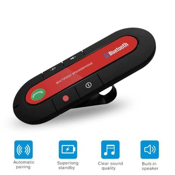 Bộ phụ kiện xe hơi Bluetooth Loa điện thoại rảnh tay cho phiên bản 4.1 trong tấm che bộ phụ kiện ô tô