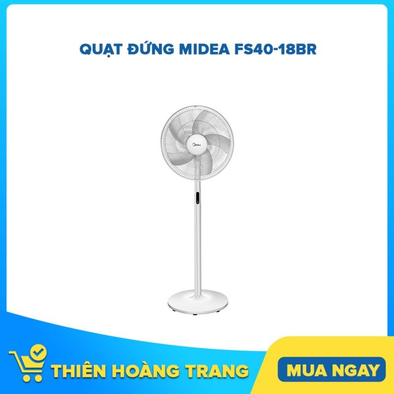 Quạt đứng Midea FS40-18BR