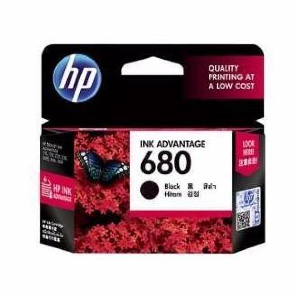 Bảng giá Mực in HP 680 Black Original Ink Advantage Cartridge (F6V27AA) Phong Vũ
