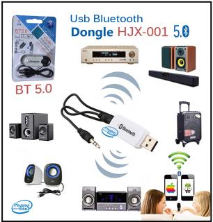 USB Bluetooth DONGLE 5.0 mẫu mới 2020 kết nối Loa Thường thành loa không dây, sử dụng rất bền [Thao2] Dũng Dũng 2 thumbnail