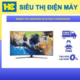 Smart Tivi Samsung 65 inch 4K UA65MU6500KXXV - Bảo hành 2 năm - Miễn phí vận chuyển & lắp đặt - hỗ trợ trả góp thumbnail