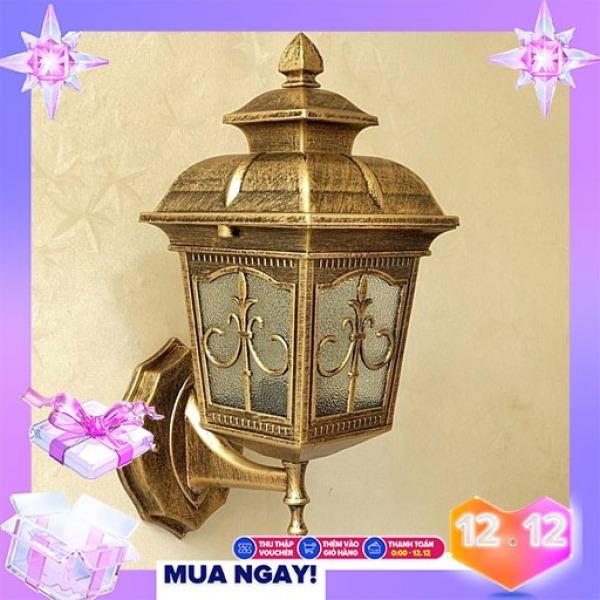 ĐÈN GẮN TƯỜNG NGOẠI THẤT 270/1. Hoa văn được họa tiết tinh sảo đẹp mắt và sang trọng cho mỗi không gian đèn được trang trí.