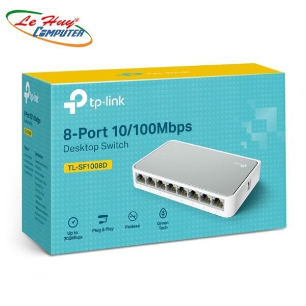 Bảng giá Bộ Chia Mạng Switch Tp-Link Tl-Sf1008D 8 Port Phong Vũ