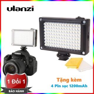 Đèn led mini cho điện thoại, máy ảnh, máy quay phím Ulanzi FT-96LED thumbnail