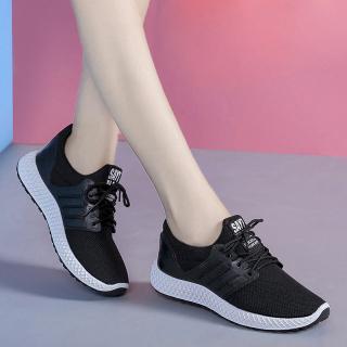 Giày sneaker thể thao nữ buộc dây loại đẹp, siêu hot V238 thumbnail
