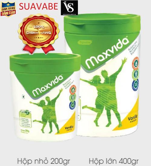 Sữa Maxvida 400g cho người lớn