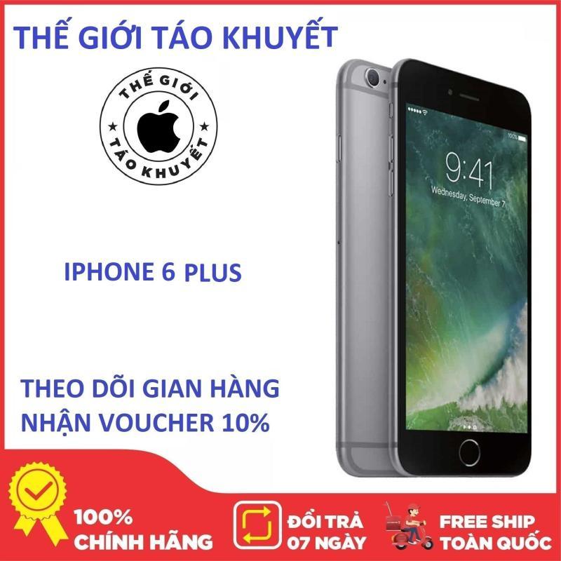 Điện thoại Apple Iphone 6 Plus 64G Full phụ kiện - Bảo hành 12 tháng - Thế Giới Táo Khuyết