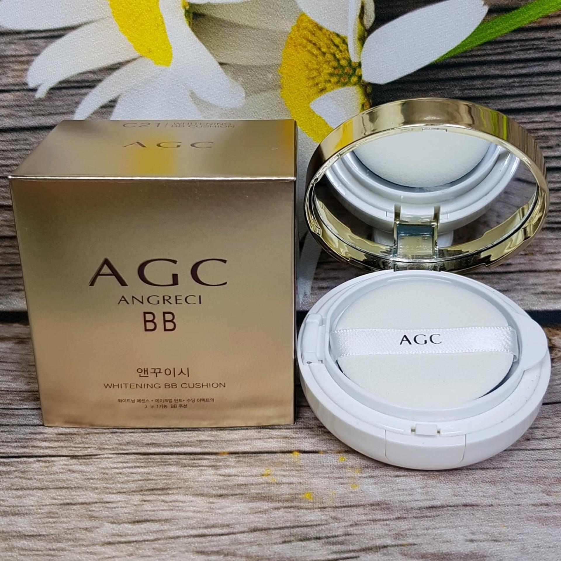 Phấn nước mịn mượt da AGC ANGRECI BB Hàn Quốc
