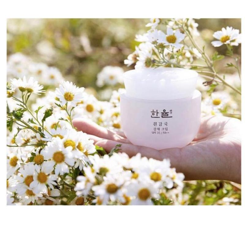 Kem Dưỡng Trắng Da White Chrysanthemum Radiance Cream SPF 35 PA++ cao cấp