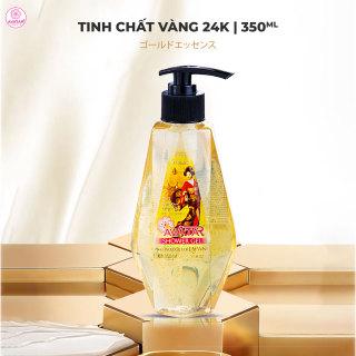 Sữa tắm hương nước hoa thơm 24k Nano Avatar 350ml- Công nghệ Nano cao cấp Nhật Bản chăm sóc làn da trắng thơm toàn diện (thích hợp cho cả gia đình) thumbnail