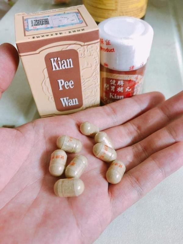 Thuốc Tăng Cân KIỆN TỲ HOÀN_kian pee wan cao cấp
