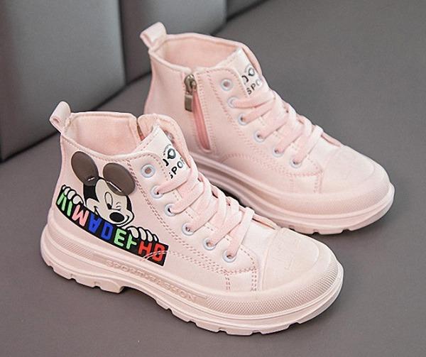 Giày cho bé gái Phong Cách Hàn Quốc T030