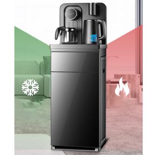 Cây nước nóng lạnh 1350w, 2 chiều nóng lạnh, tự ngắt khi nước sôi, có ngăn để cốc thumbnail
