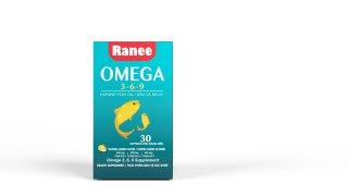 Viên Nang Dầu Cá Ranee Omega 3,6,9 (Hộp 30 viên) thumbnail