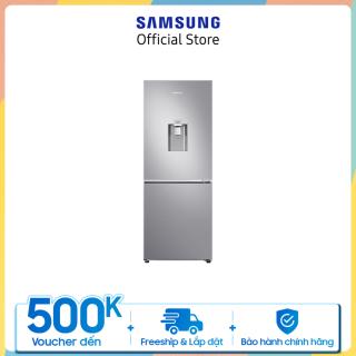 Tủ lạnh Samsung hai cửa Ngăn Đông Dưới 277L (RB27N4170S8/SV)