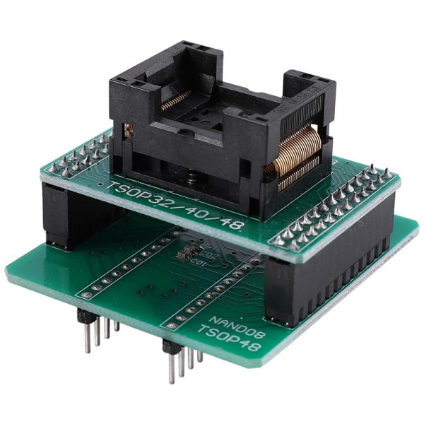 Bảng giá Andk Tsop48 Nand Adapter Only For Xgecu Minipro Tl866Ii Plus Programmer For Nand Flash Chips Tsop48 Adapter Socket Điện máy Pico