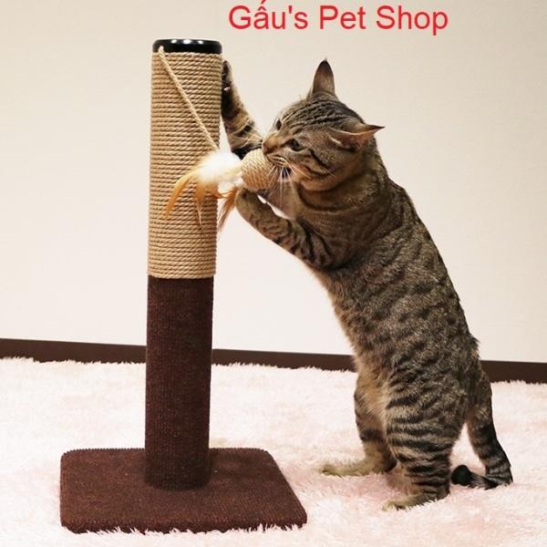 84190 - Trụ cào cho mèo CattyMan
