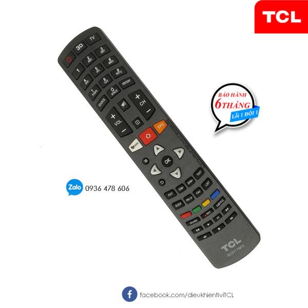 Bảng giá Điều khiển tivi TCL Smart LED LCD HD RC311FMi3