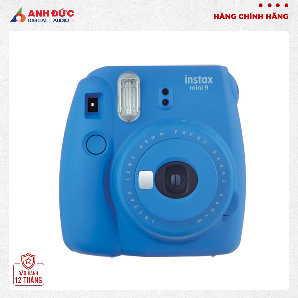 Fujifilm Instax Mini 9-Máy ảnh Selfie Lấy Liền Giá Quá Ưu Đãi
