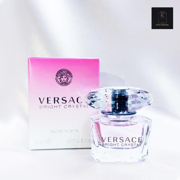 [CHÍNH HÃNG] Nước Hoa Nữ Versace Bright Crystal EDT