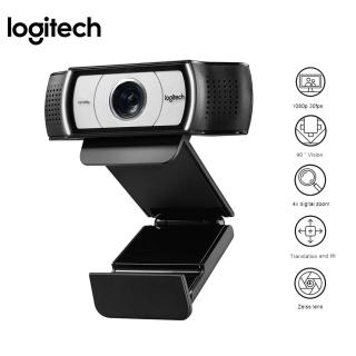 Webcam Logitech C930C - Full HD 1080p - Dùng cho học trực tuyến, LiveStream lớp học Online thumbnail
