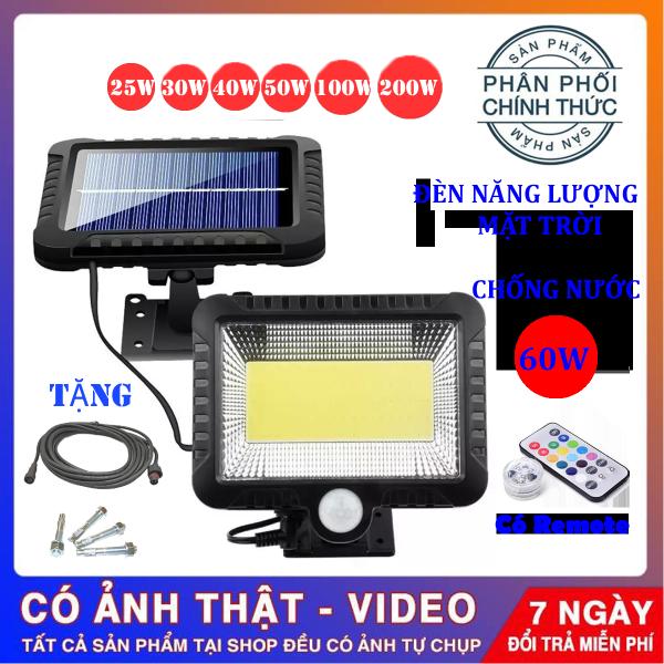 Bảng giá (Bảo Hành 12 tháng)Đèn năng lượng mặt trời 60 WChống nước dùng trong cả mùa mưa đèn năng lượng mặt trời có điều khiển( remote)
