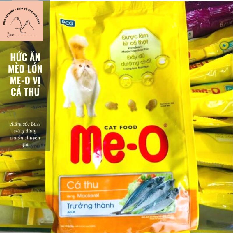 Thức ăn cho mèo trưởng thành Me-o vị cá thu 350g