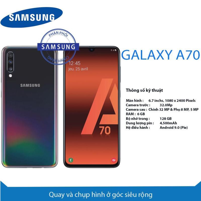 Điện thoại Galaxy A70 ( 6/128Gb )