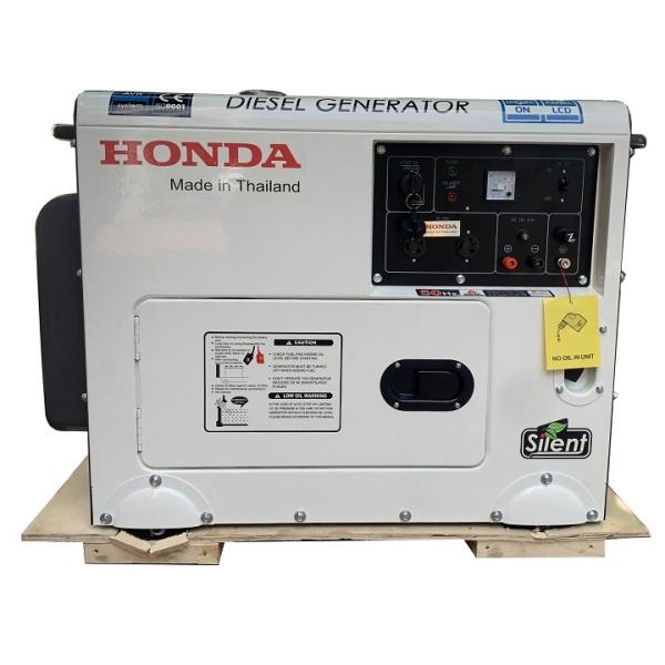 Máy Phát Điện Honda Chạy Dầu 5Kw HD8500EC