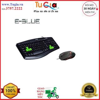 Combo bàn phím chuột E-BLUE EKM046 pro & EMS146 pro-Hàng Chính Hãng thumbnail