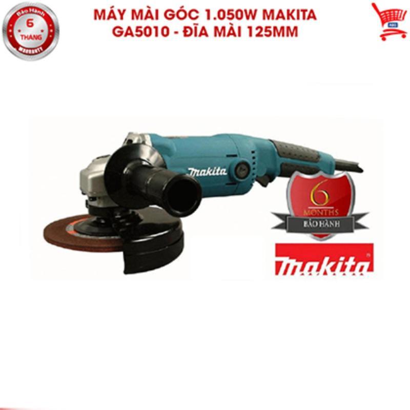 Máy mài góc 1.050W Makita GA5010 - Đĩa mài 125mm