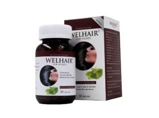 Viên uống ngăn rụng tóc, giúp tóc chắc khỏe WELHAIR FOR WOMEN thumbnail