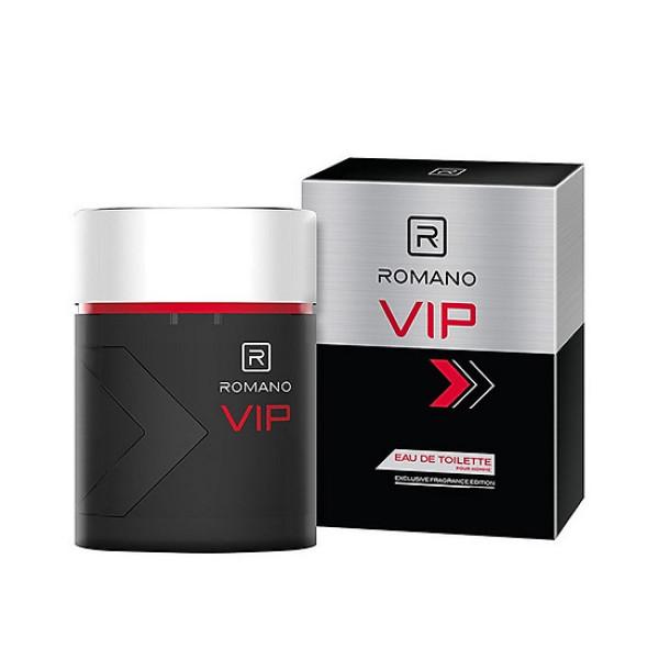 Nước hoa nam cao cấp Romano VIP 50ml