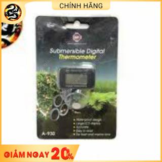 Nhiệt Kế Điện Tử A-930 Cho Bể Cá Cảnh và Hồ Thuỷ Sinh, Đo nhiệt độ hồ cá T-meter Digital Thermometer Hoàng Lam Arowana thumbnail