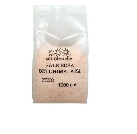 Muối hồng mịn Himalaya Sottolestelle 1000g cao cấp
