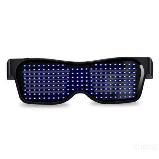 Đèn LED Kính chiếu sáng Màn hình Điều khiển điện thoại Hộp đêm Thiết bị tiệc LED Kính Bluetooth sJiZgr8B thumbnail