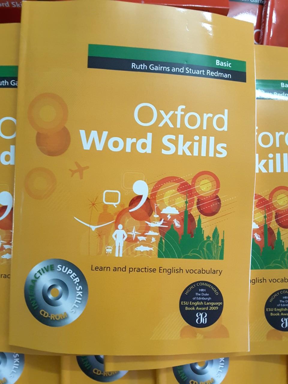 Oxford Word Skills: Basic: Student's Pack Giá Hot Siêu Giảm tại Lazada