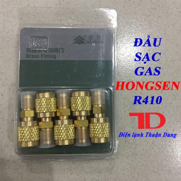 Combo 5 đầu sạc gas HONGSEN R410